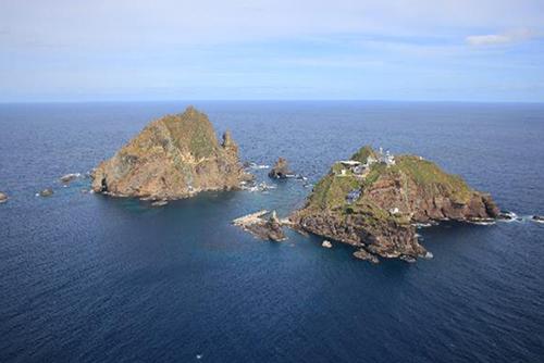 تدريبات للبحرية الكورية الجنوبية لحماية جزر دوكدو