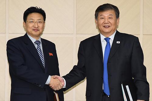Les deux Corées discuteront avec le CIO de l'organisation conjointe des JO d'été de 2032