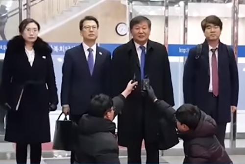 Süd- und Nordkorea führen heute Sportgespräche