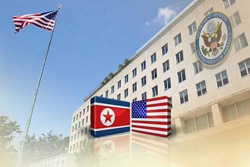 米国務省 北韓メディアの非難に「北韓の非核化履行を信じる」