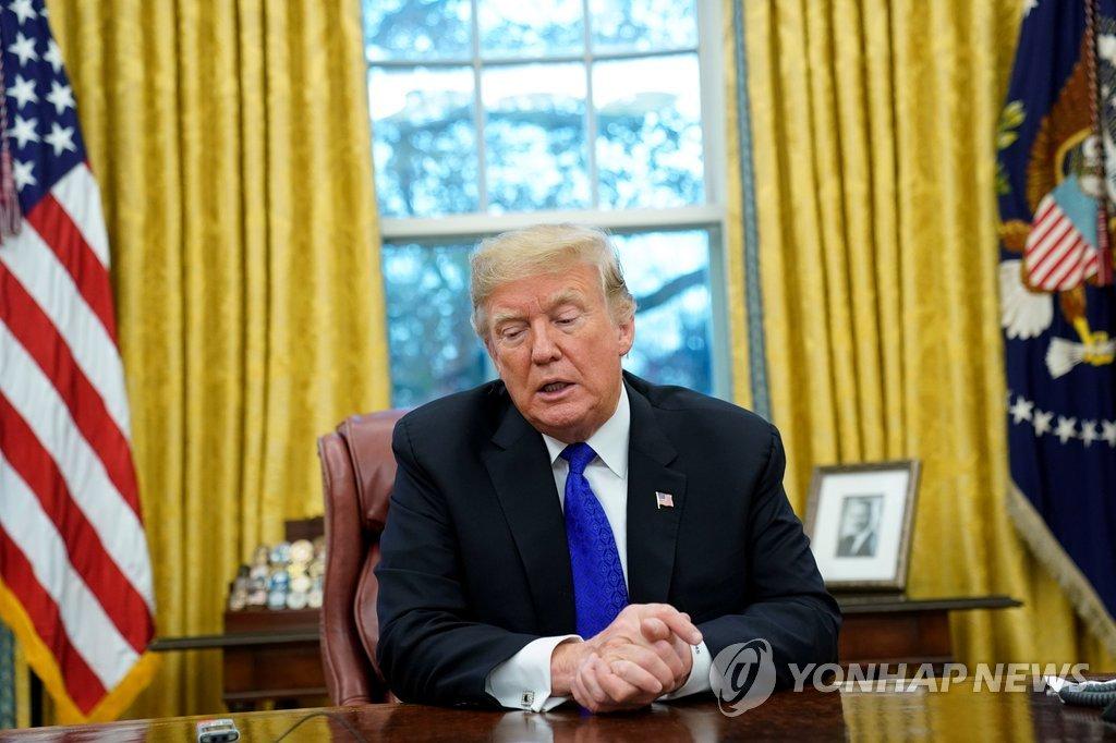 Dénucléarisation : rien ne presse pour discuter avec Pyongyang, d'après Trump