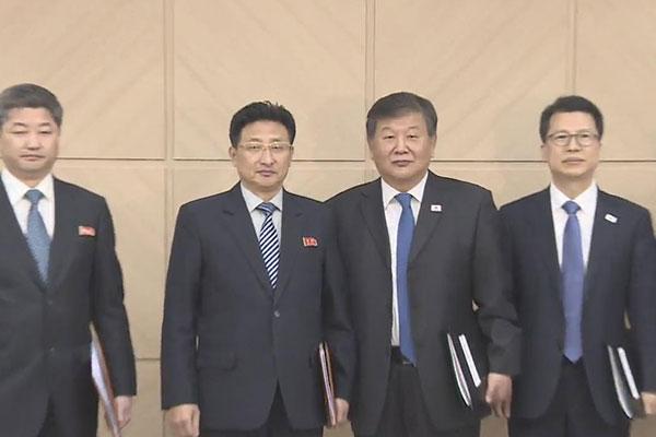 Nordkoreas Staatsmedien berichten über innerkoreanische Sportgespräche