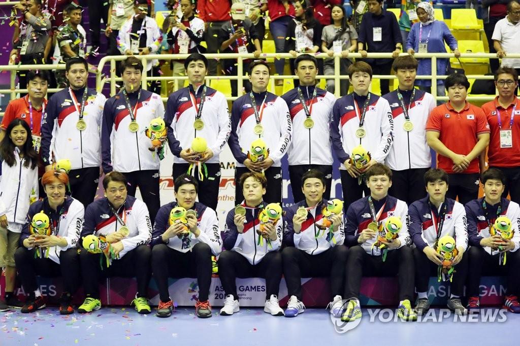 Two Koreas' Unified Handball Team to Make Debut at World Championships