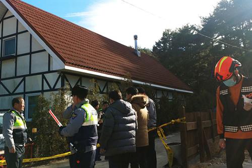 Drei Schüler tot und sieben bewusstlos in Gästehaus in Gangneung aufgefunden
