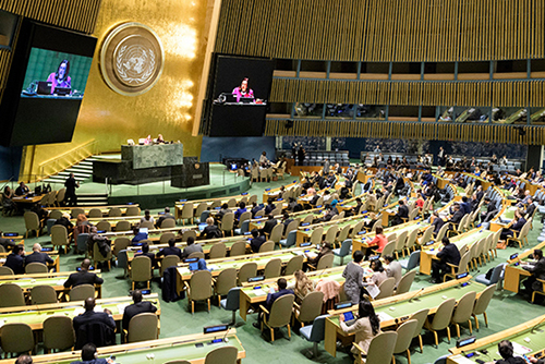 UN Adopts N. Korea Human Rights Resolution for 15th Straight Year