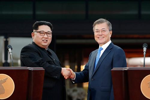 CNN Pilih Kesepakatan Dua Korea tentang Pengakhiran Perang sebagai Peristiwa Baik Tahun 2018