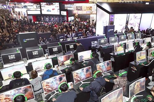 韓国ゲーム産業の成長率 2年で20%から5%へ