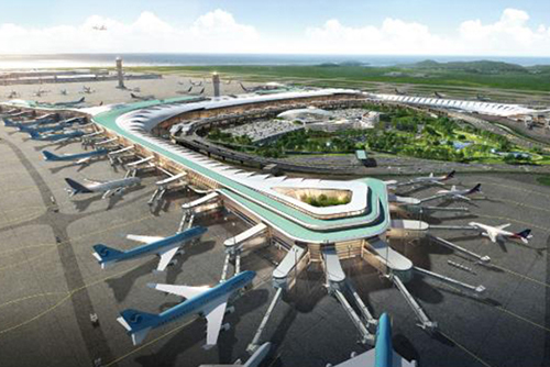 Incheon Airport Ranks 5th in Int'l Passenger Traffic