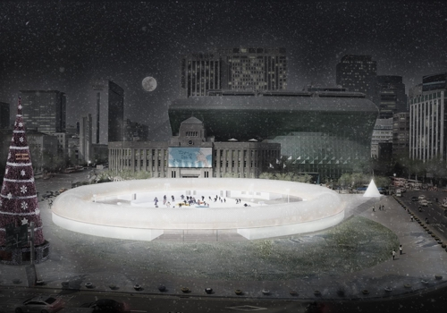 Seoul Plaza Ice Skating Rink to Open Friday