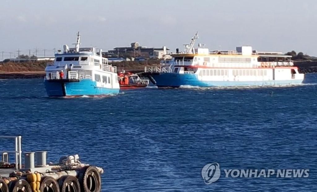 釜山と日本結ぶ旅客船会社、日本旅行ボイコットと新型コロナで倒産危機