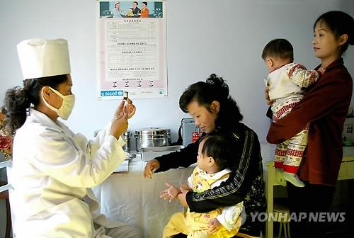 北韩红十字会代表团访华 或要求粮食援助
