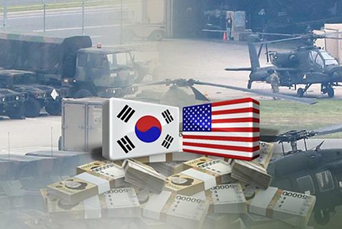 政府当局者「外相や首脳級で決着か」 韓米防衛費交渉