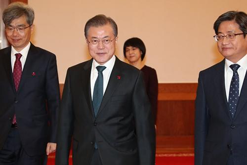 Umfrage: Zustimmung für Präsident Moon auf 45,9 Prozent gefallen