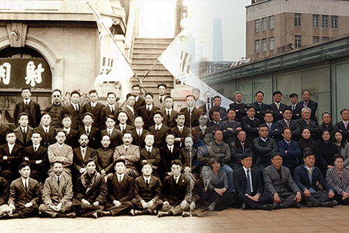 В Шанхае состоялась церемония, посвящённая 100-летию временного правительства Республики Корея