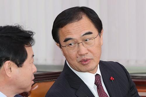 Vereinigungsminister: Beide Koreas hatten vor Kims China-Besuch kommuniziert