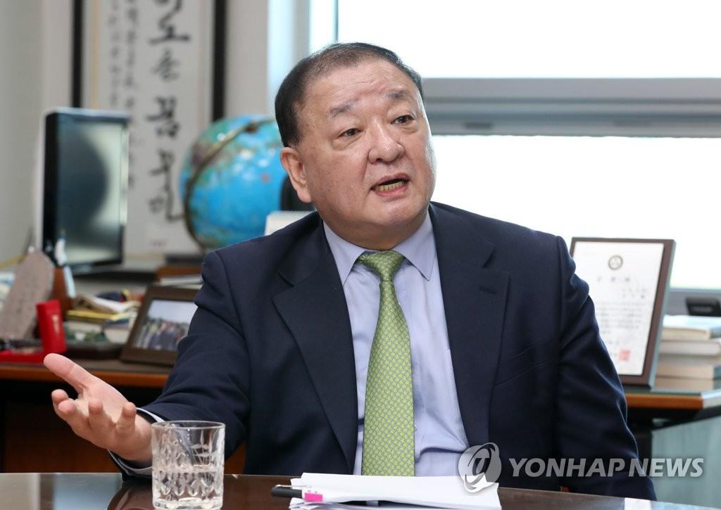 「難局を乗り切ろう」 韓日・日韓議員連盟