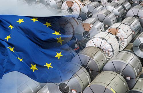 """정부, EU에 철강 세이프가드 보상 요구…""""보복 조치도 검토"""""""