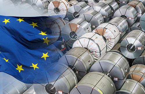 Еврокомиссия решила продлить срок ограничений на импорт металлопродукции