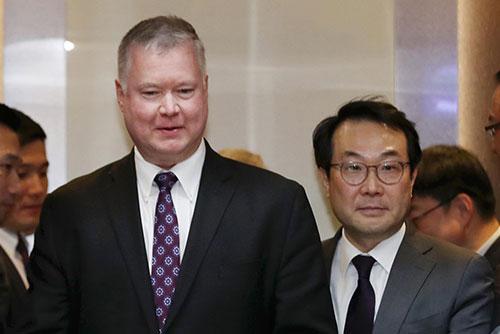 S. Korea, US to Hold Working Group Talks on N. Korea Next Week