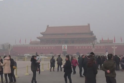 Les particules fines chinoises sont responsables de 41 % de la pollution de l'air sud-coréenne