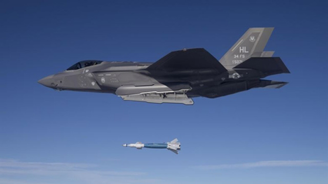 First Two F-35A Stealth Jets for S. Korea to Arrive in Late March