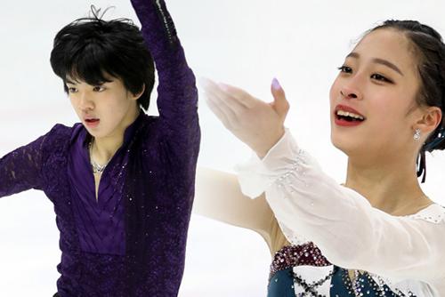 피겨 차준환·유영, 코리아 챔피언십 우승…임은수 세계선수권행