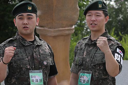 """목함지뢰 부상 하재헌 중사 """"패럴림픽 금메달 위해 전역해요"""""""