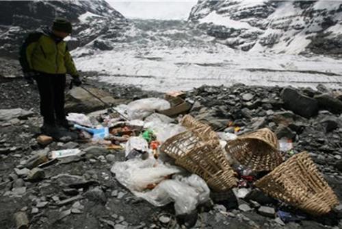 한국이 히말라야 산악지역 폐기물관리 틀 만든다