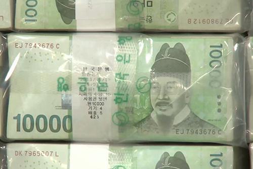 紙幣の寿命が伸長