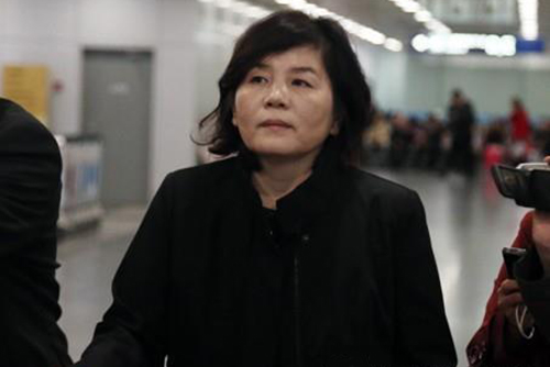 """주북 러 대사, 최선희 잇단 면담…""""김 위원장 방중 결과 협의"""""""