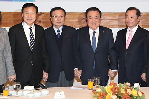 Pemimpin Parlemen Korea Selatan Kembali dari Perjalanan AS