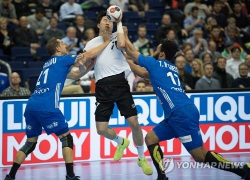 Unified Korean Handball Team Suffers Third Straight Loss