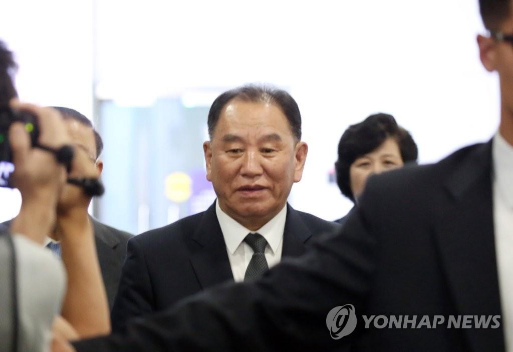 Kim Yong-chol se rend demain à Washington