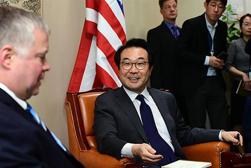 Представители РК и США обсудили северокорейские проблемы