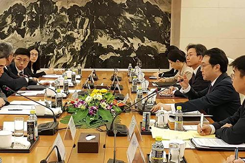 한·중 북핵수석대표 내일 서울서 북미협상 상황 논의