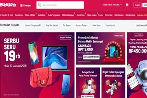 Naver dan Mirae Asset Melakukan Investasi pada Bukalapak Indonesia