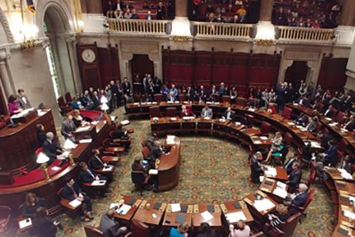 В Нью-Йорке принята резолюция о Дне памяти героини Первомартовского движения Ю Гван Сун