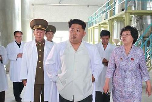 Le NYT évoque la menace biologique de la Corée du Nord