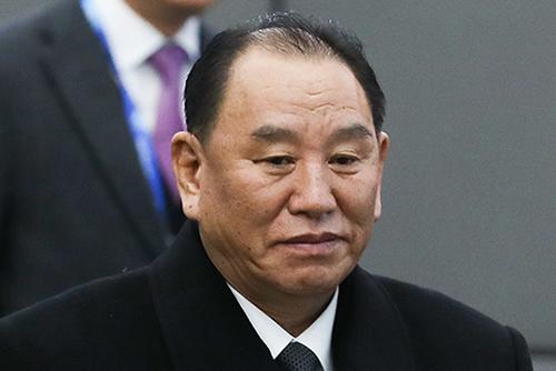 Kim Yong Chol hace escala en Beijing de camino a Washington