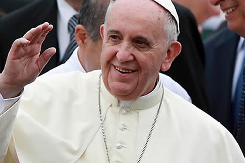 El papa Francisco aboga por la reconciliación entre las dos Coreas