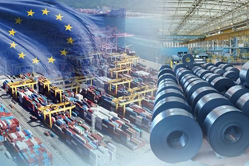 China verhängt Schutzzölle auf Stahlimporte aus Südkorea, Japan und EU