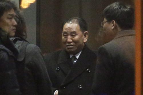 Высокопоставленный представитель КНДР прибыл в Вашингтон