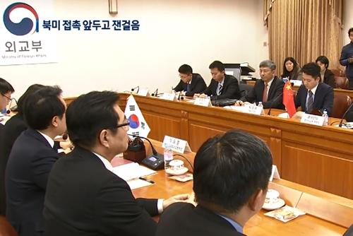 Seúl y Washington valoran la exención de sanciones para proyectos intercoreanos