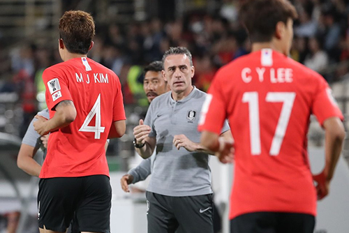 [AFC Asian Cup 2019] S. Korea to Face Bahrain in First Knockout Match