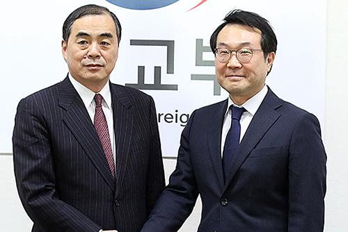 Utusan Nuklir Korsel, China Bahas Serangkaian Isu Semenanjung Korea