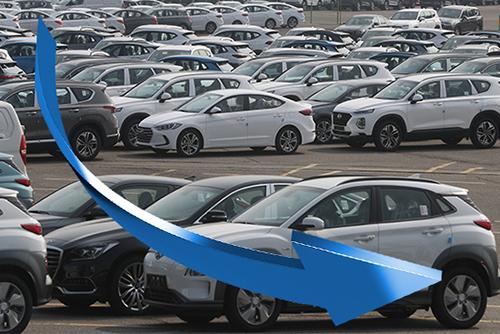 В прошлом году в РК сократились производство и экспорт автомобилей