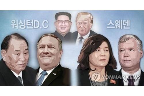 Les négociateurs nucléaires intercoréens et américains pourraient se retrouver à Stockholm