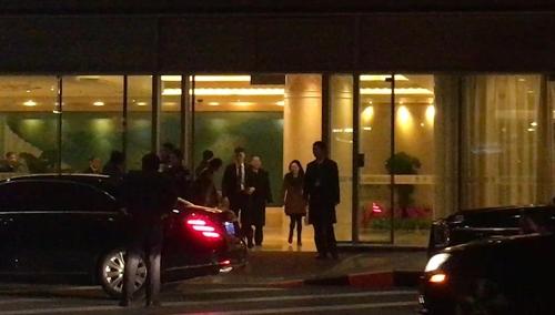 金英哲抵达北京 最晚或22日返回平壤