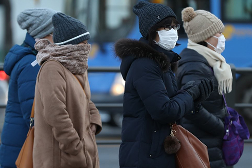 Un froid hivernal accompagne le week-end