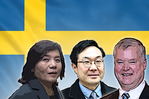 Fin des pourparlers de travail en Suède entre nord-Coréens et Américains